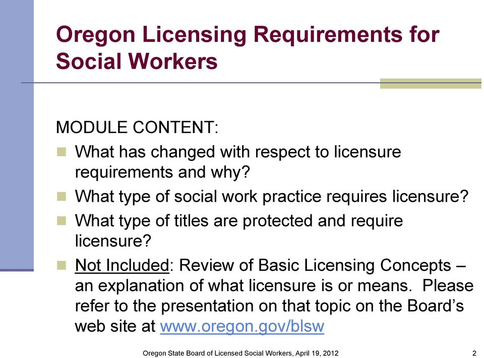 What type of titles are protected and require licensure?