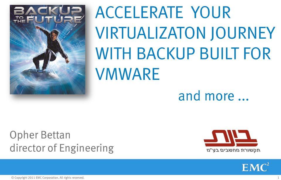 VMWARE and more.