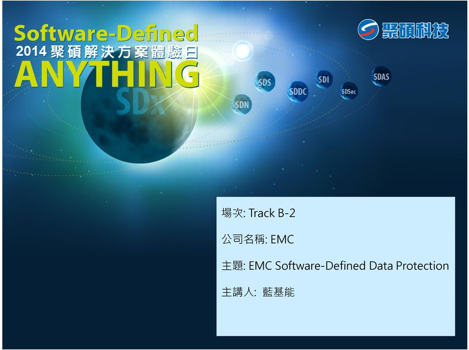 Software-Defined