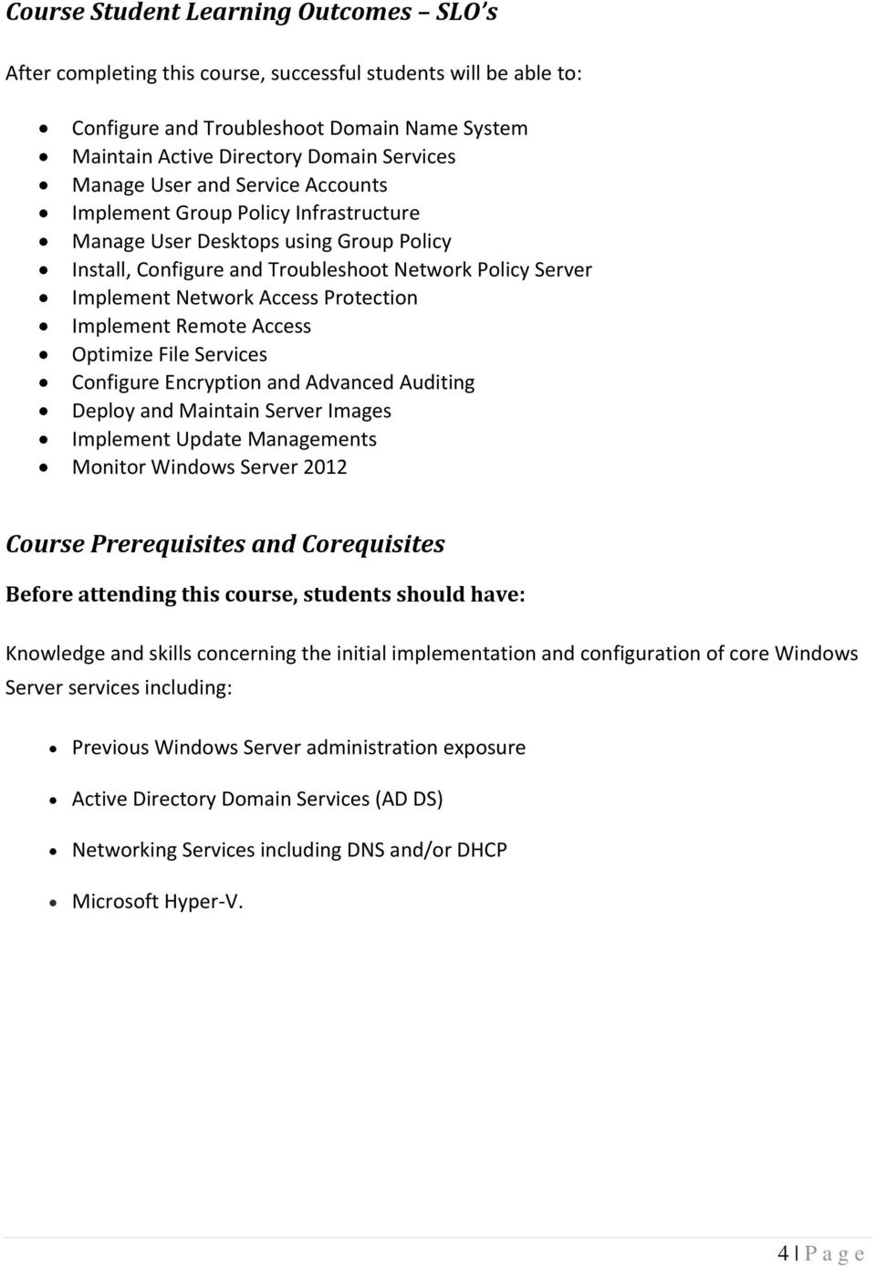 Syllabus  Computer Science Information Technology 983
