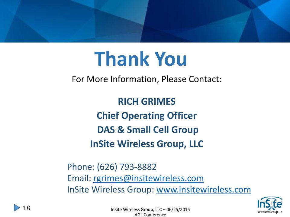 Wireless Group, LLC Phone: (626) 793-8882 Email: