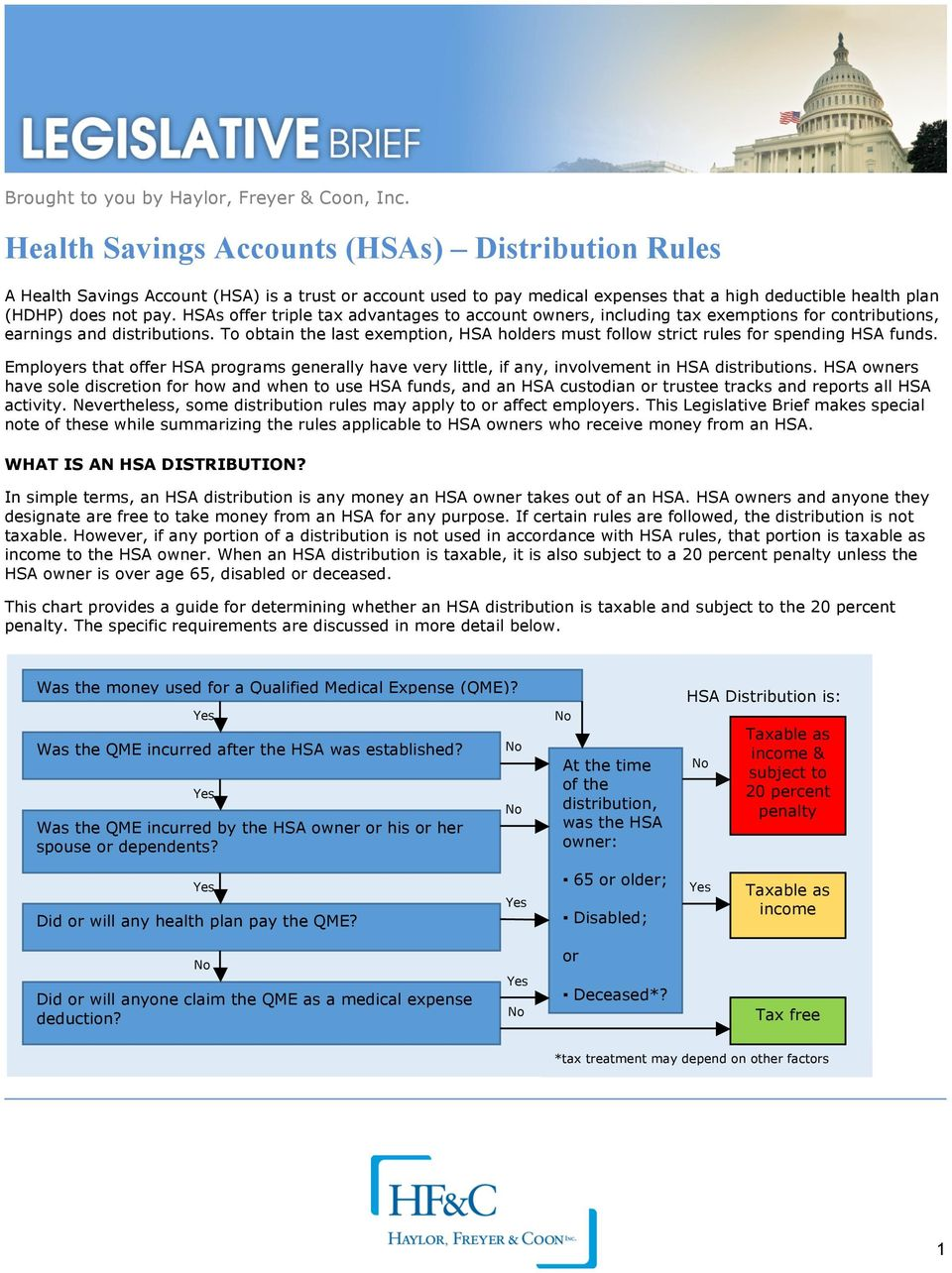 HSAs ffer triple tax advantages t accunt wners, including tax exemptins fr cntributins, earnings and distributins. T btain the last exemptin, HSA hlders must fllw strict rules fr spending HSA funds.