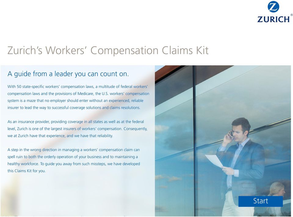 workers compensation system is a maze that no employer should enter without an experienced, reliable insurer to lead the way to successful coverage solutions and claims resolutions.
