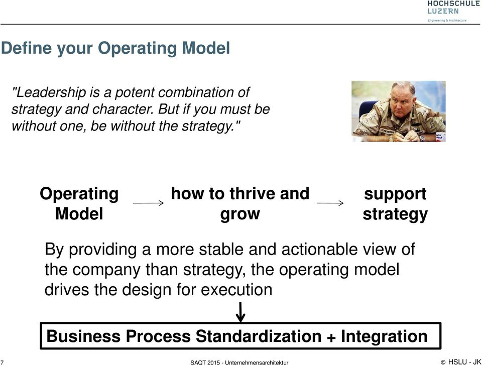""" Operating Model how to thrive and grow support strategy By providing a more stable and"