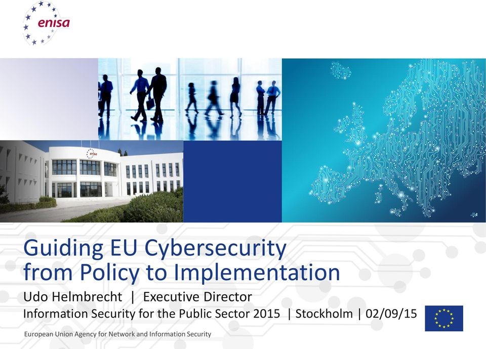Information Security for the Public Sector 2015
