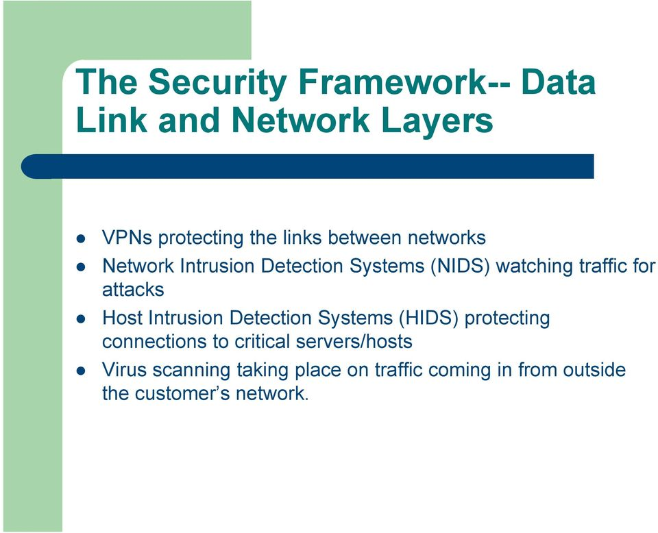 attacks Host Intrusion Detection Systems (HIDS) protecting connections to critical