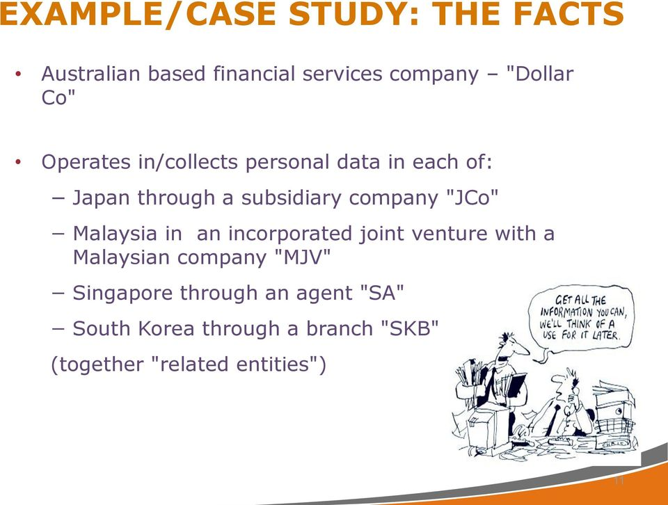 """JCo"" Malaysia in an incorporated joint venture with a Malaysian company ""MJV"""