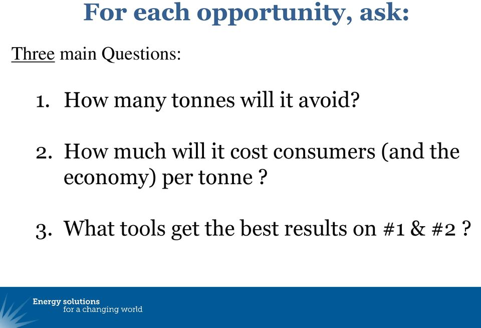 How much will it cost consumers (and the