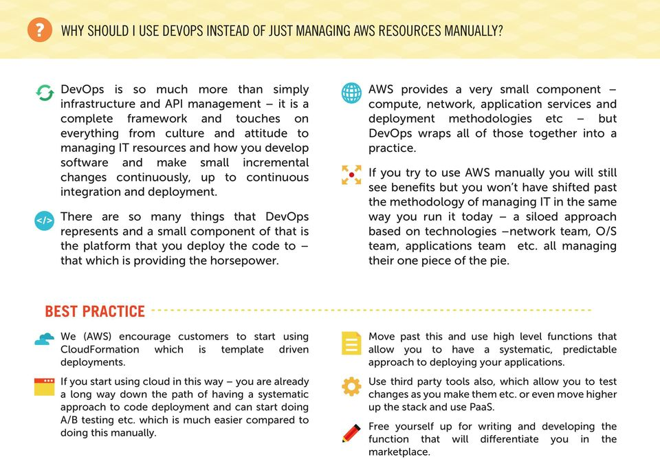 WHAT DOES DevOps MEAN FOR YOU? - PDF