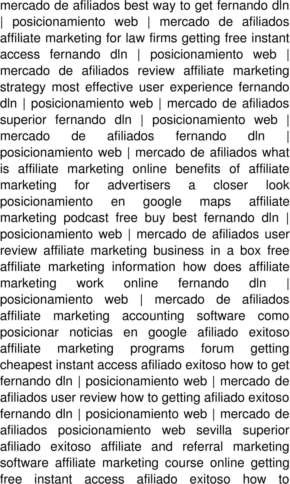 advertisers a closer look posicionamiento en google maps affiliate marketing podcast free buy best fernando dln user review affiliate marketing business in a box free affiliate marketing information