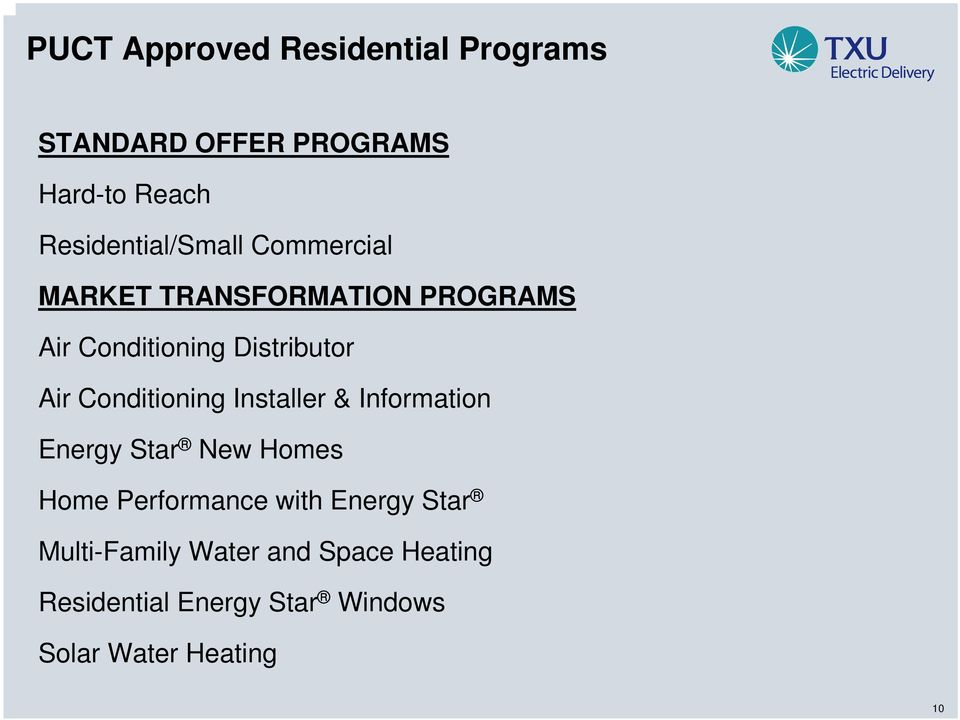Distributor Air Conditioning Installer & Information Energy Star New Homes Home