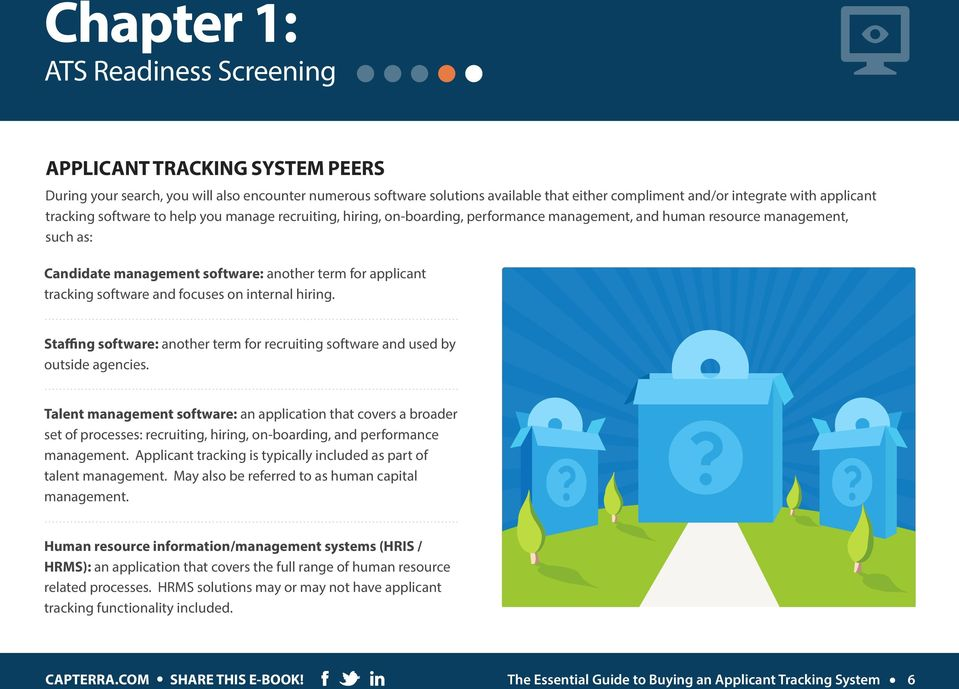 Buying an Applicant Tracking System - PDF