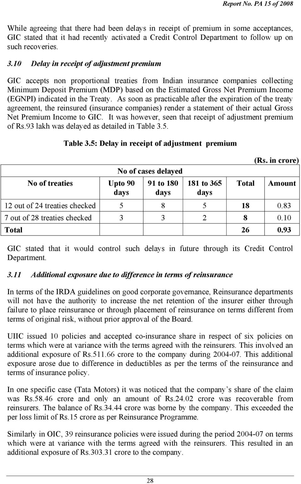 Income (EGNPI) indicated in the Treaty.