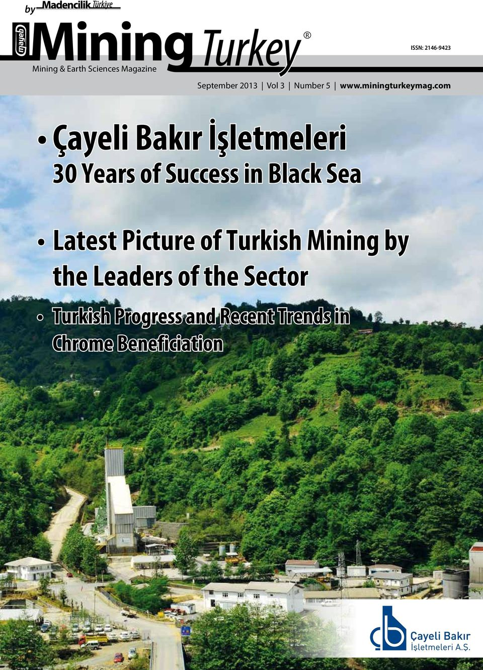 com Çayeli Bakır İşletmeleri 30 Years of Success in Black Sea Latest