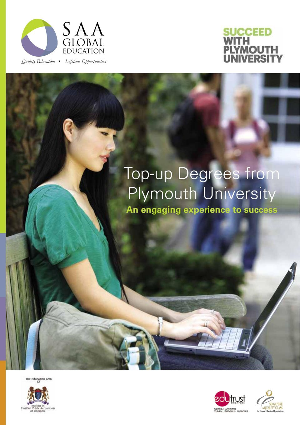 Top-up Degrees from Plymouth