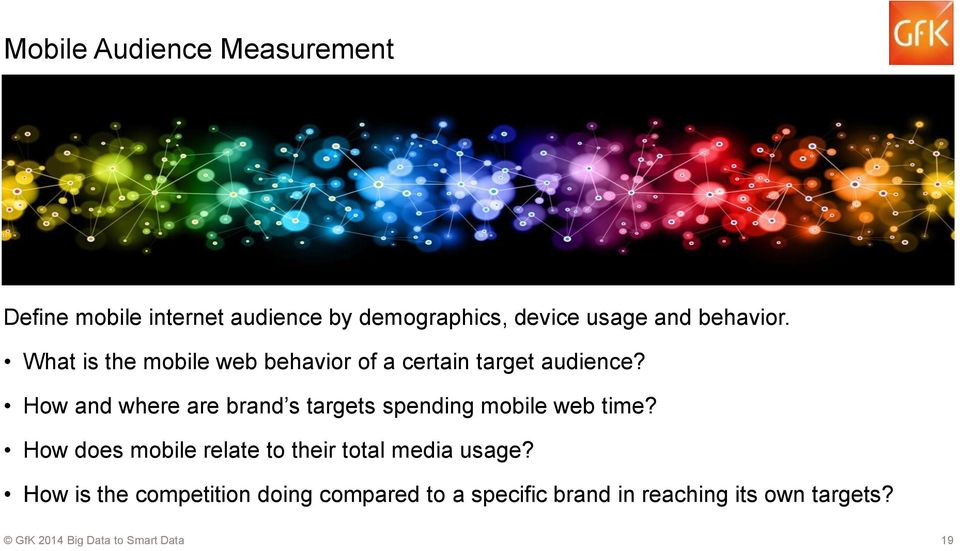 How and where are brand s targets spending mobile web time?