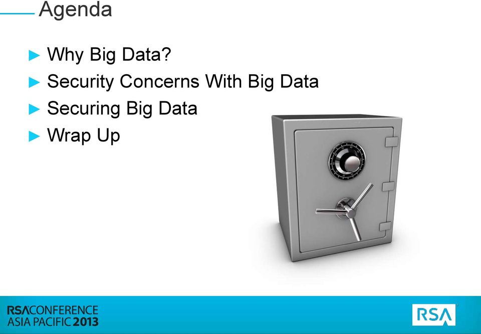 With Big Data