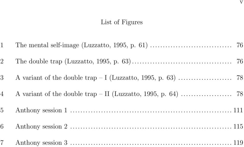 .. 76 3 A variant of the double trap I (Luzzatto, 1995, p. 63).