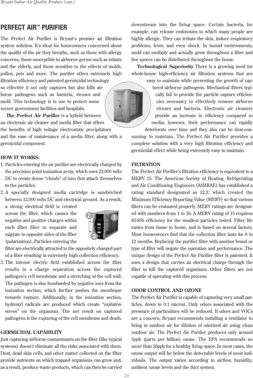 Healthy Air Solutions TECHNICAL RESOURCE GUIDE - PDF