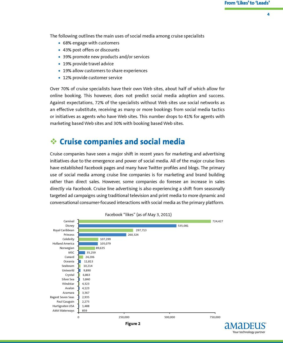 This however, does not predict social media adoption and success.