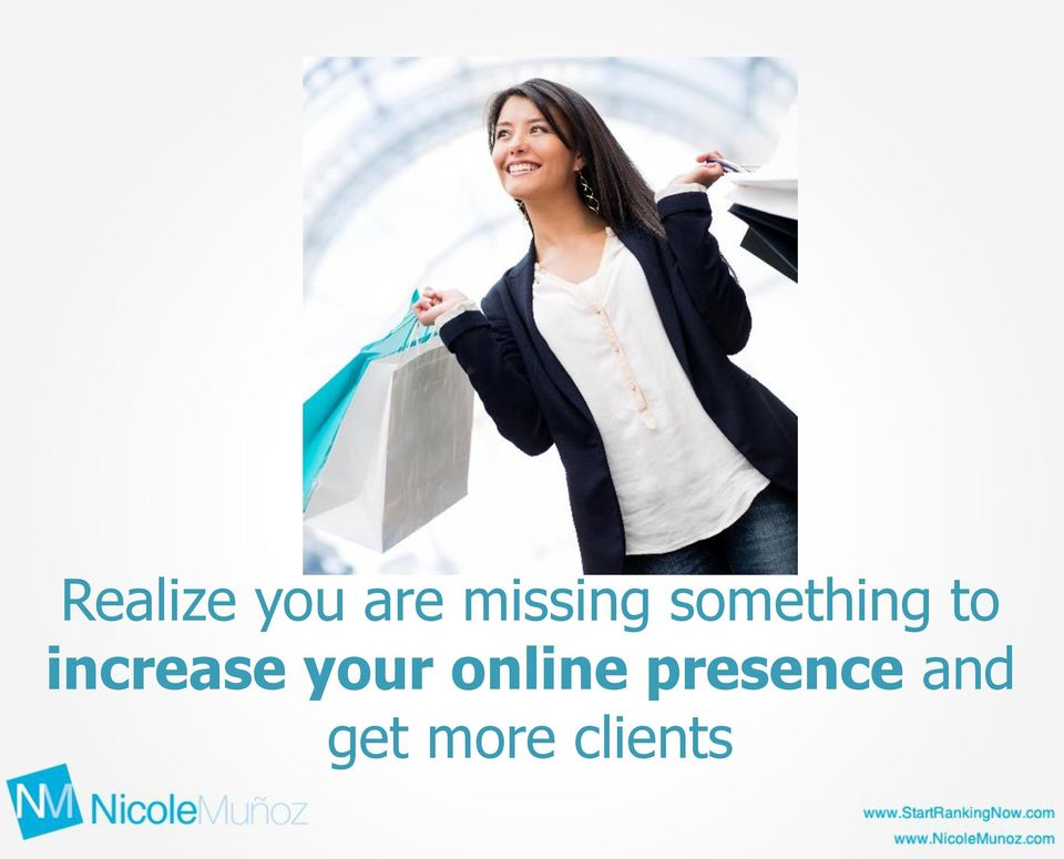increase your online