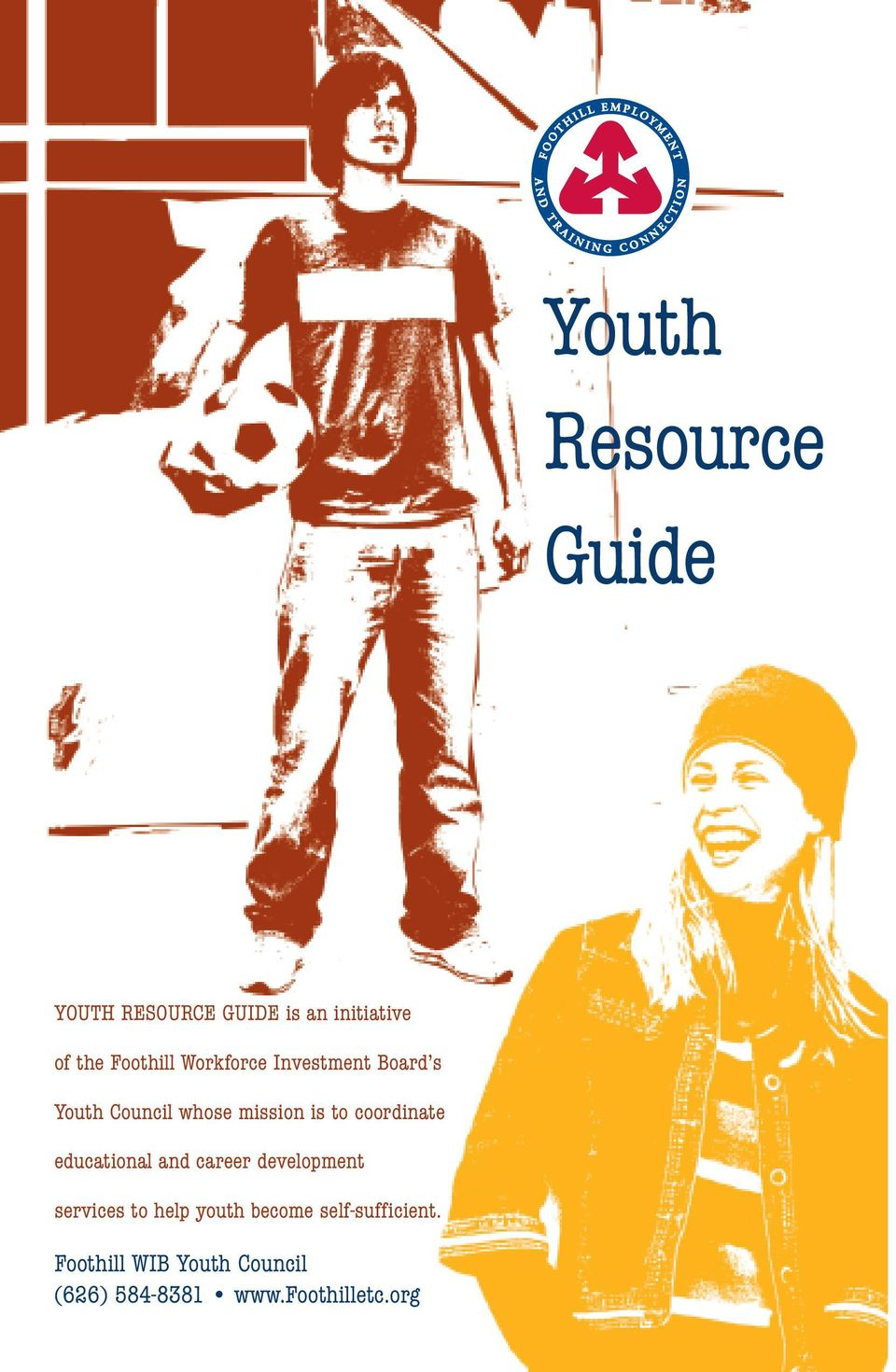 coordinate educational and career development services to help youth