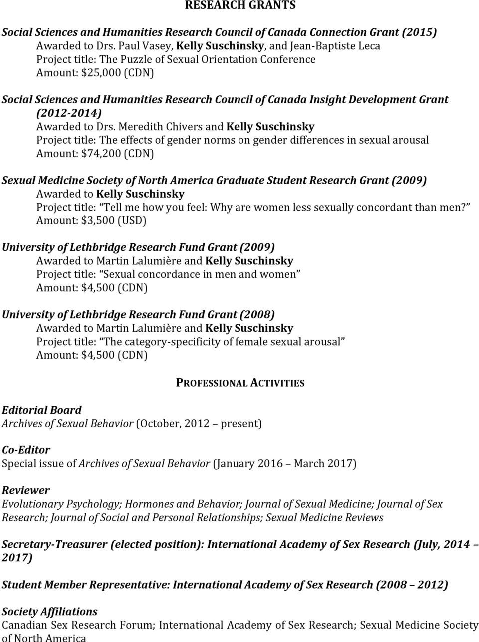 Sexual orientation psychology research assistant