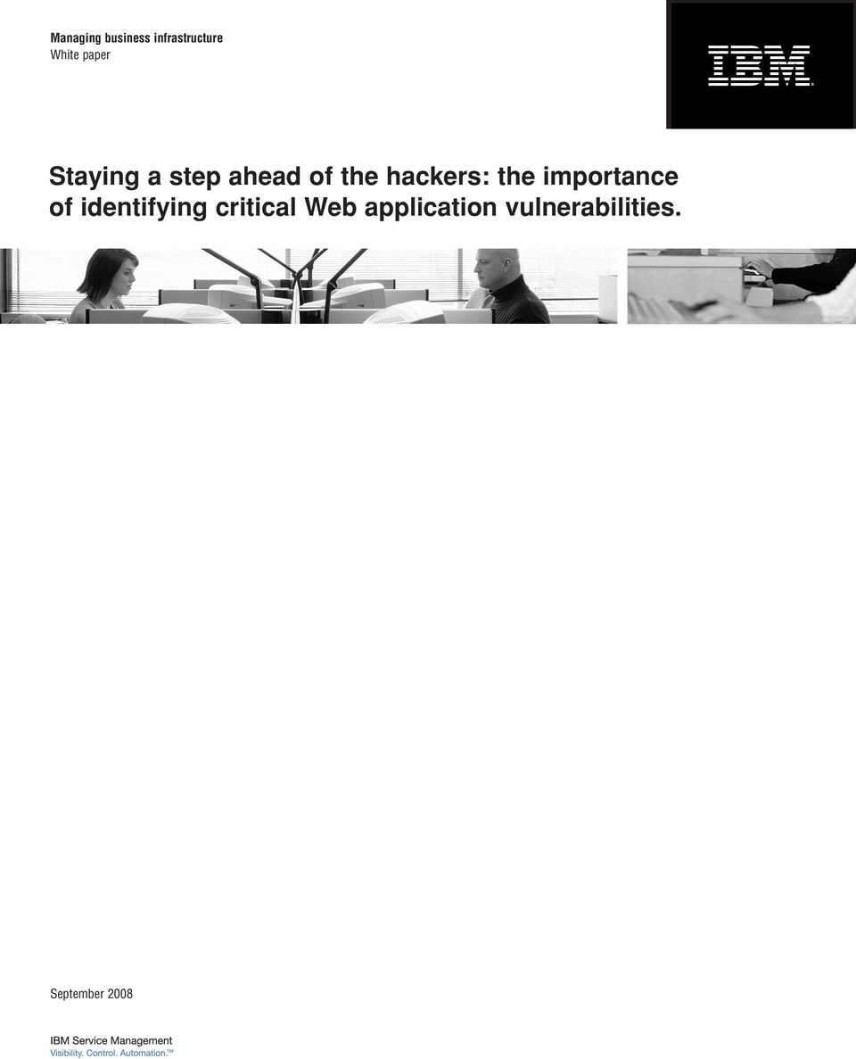 hackers: the importance of identifying