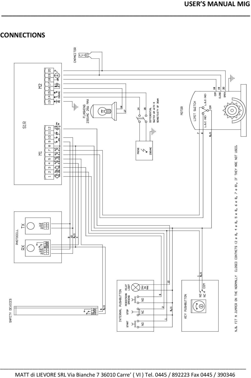 Sliding Gate Operators Pdf Electric Motor Wiring Furthermore Diagram For Apollo 20 Connections