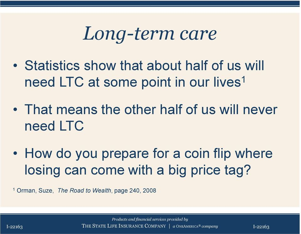 prepare for a coin flip where losing can come with a big price tag?