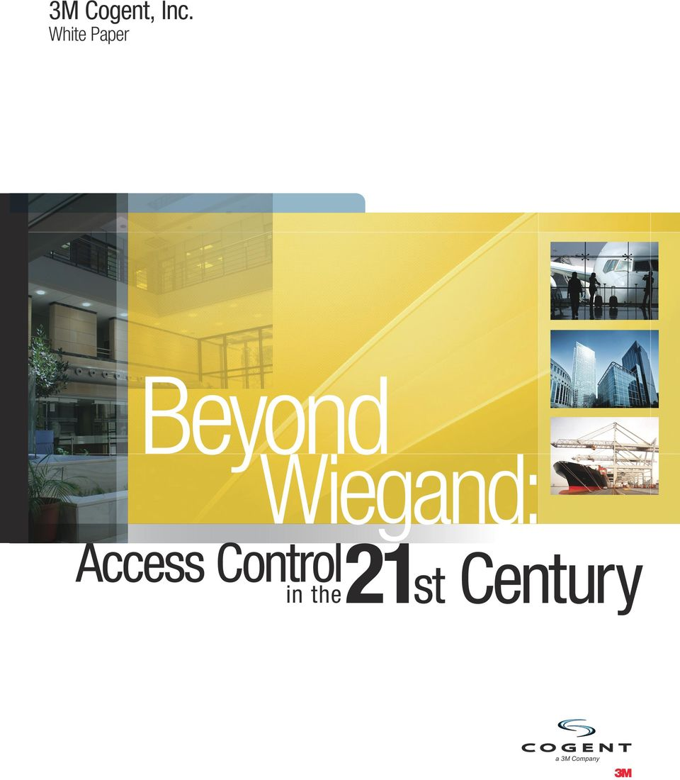 Wiegand: Access