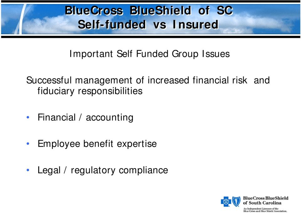 fiduciary responsibilities Financial /