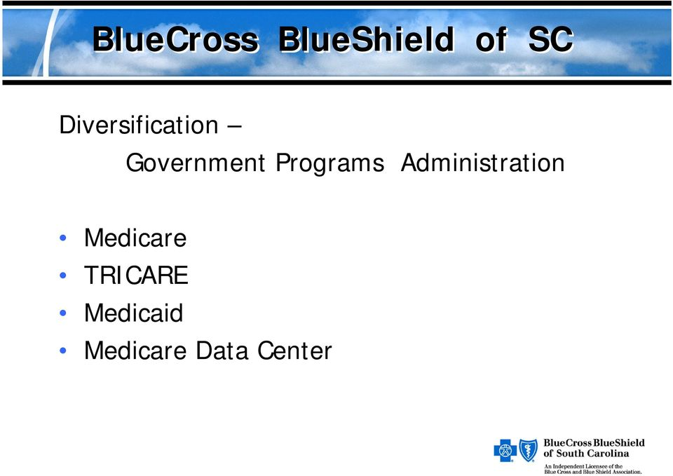 Administration Medicare