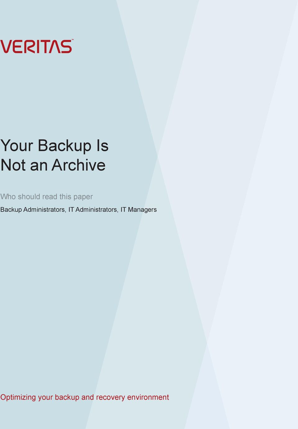 this paper Backup