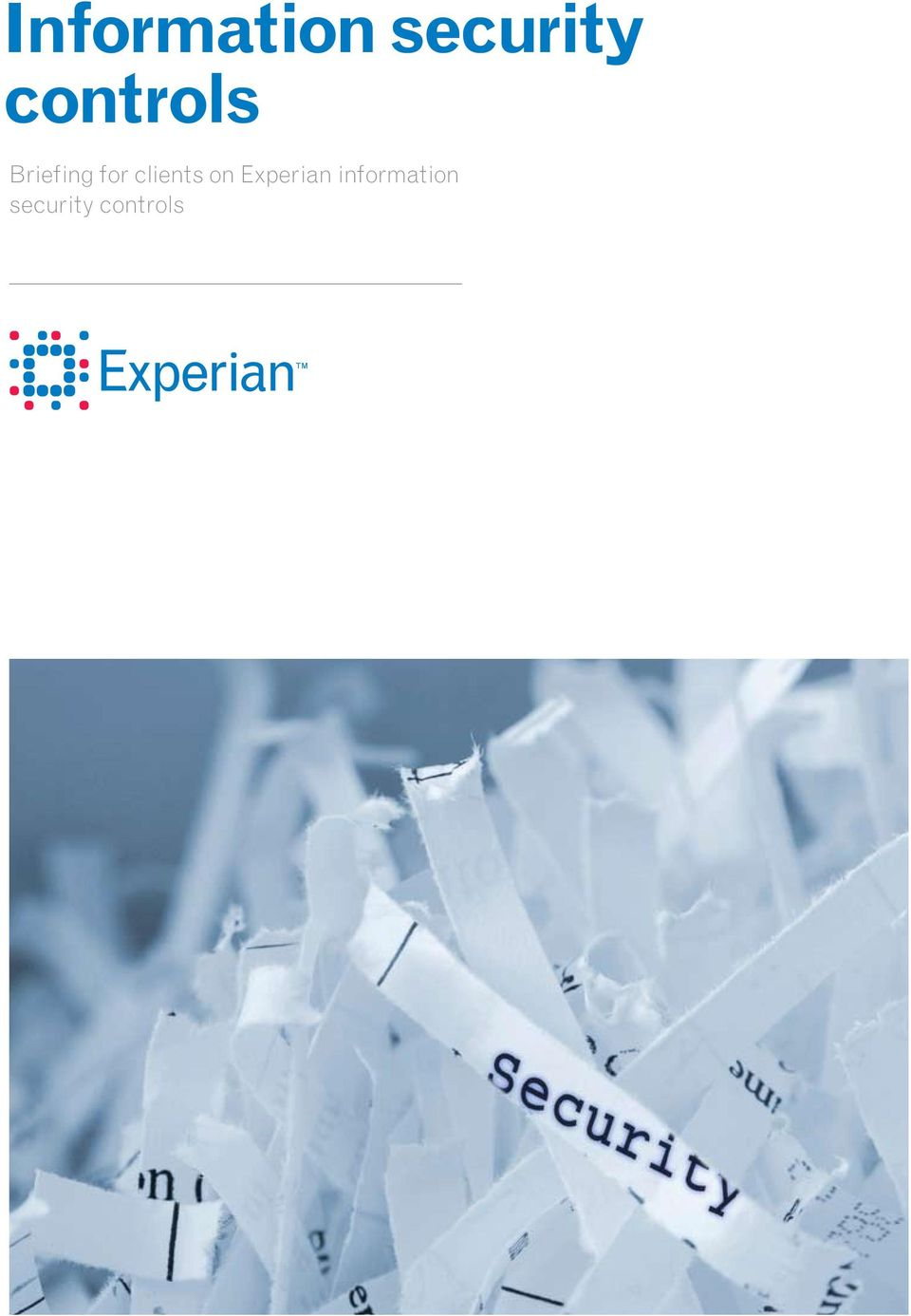 clients on Experian