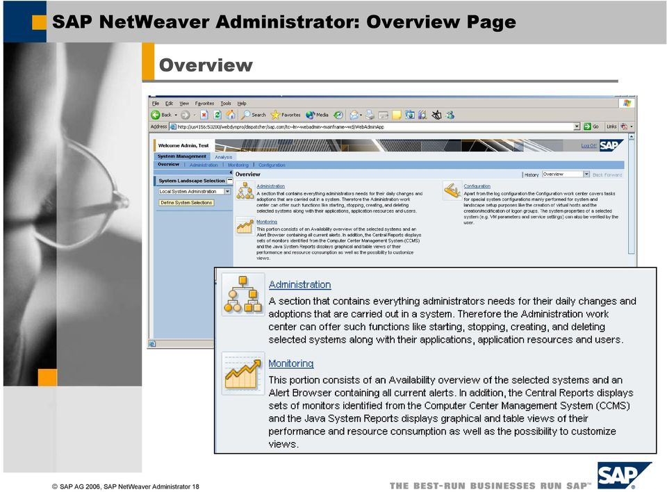 Page Overview SAP AG