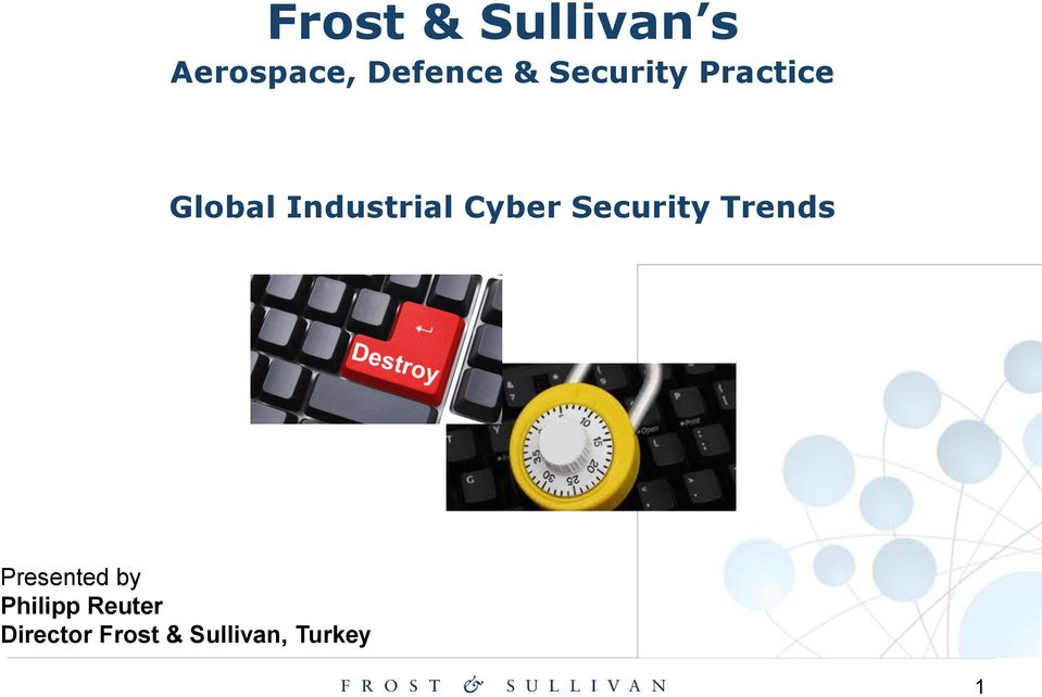 Cyber Security Trends Presented by