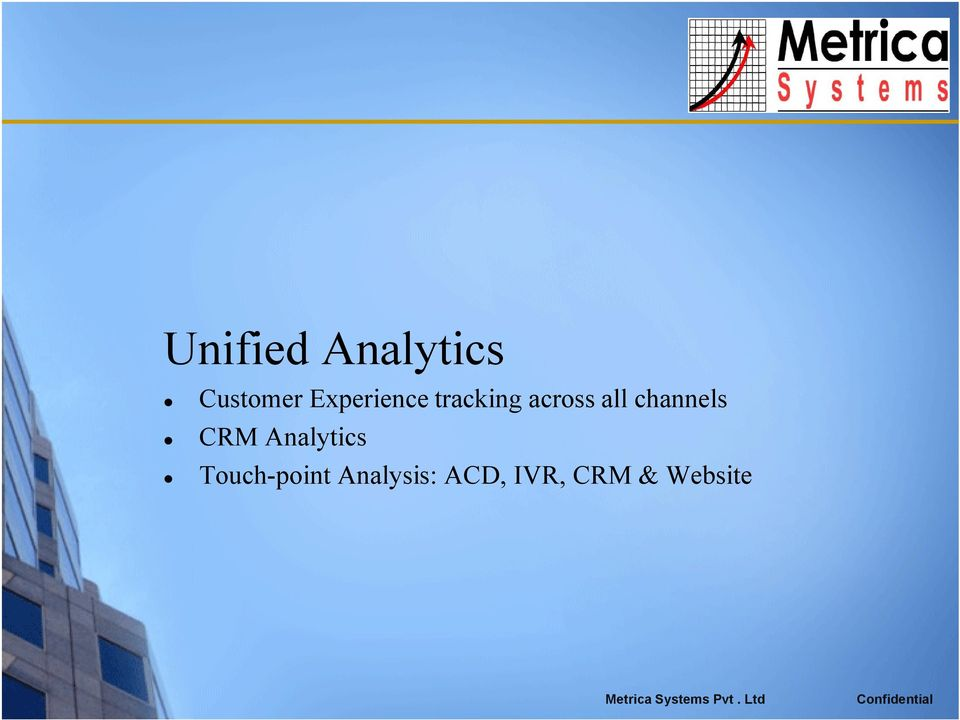 channels CRM Analytics