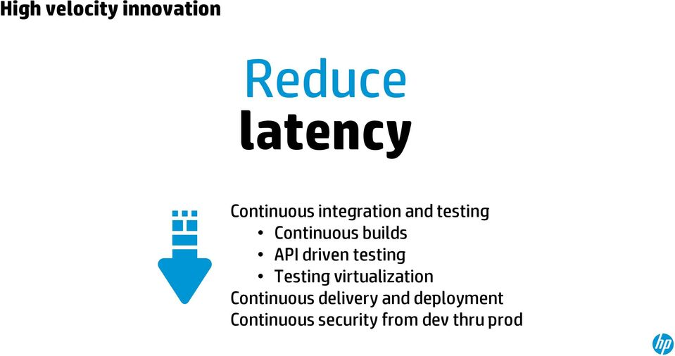 driven testing Testing virtualization