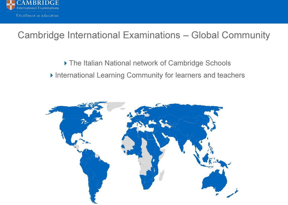 network of Cambridge Schools
