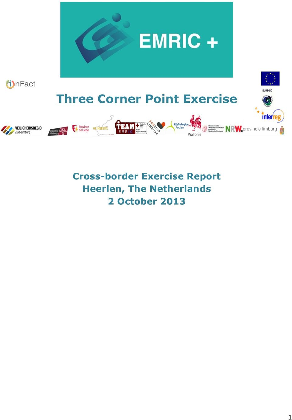 Exercise Report Heerlen,
