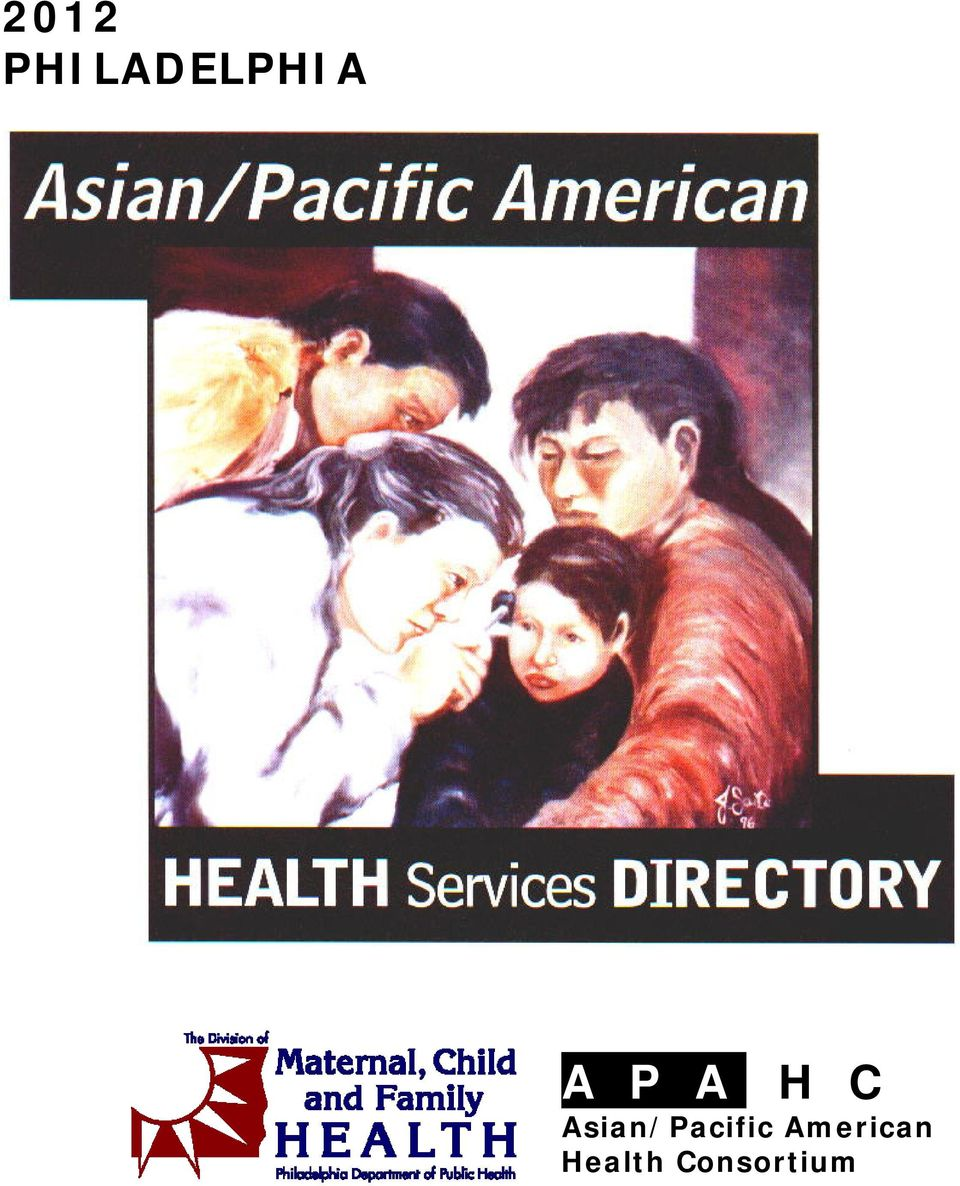 Something asian pacific americans contribution to healthcare are mistaken
