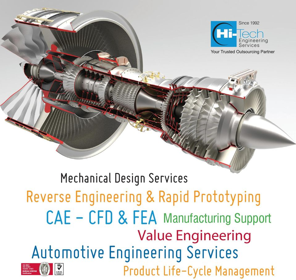Value Engineering Automotive Engineering Services ISO