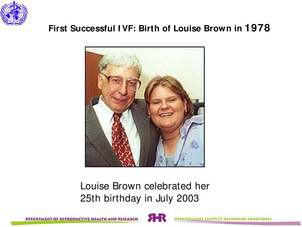 1978 Louise Brown