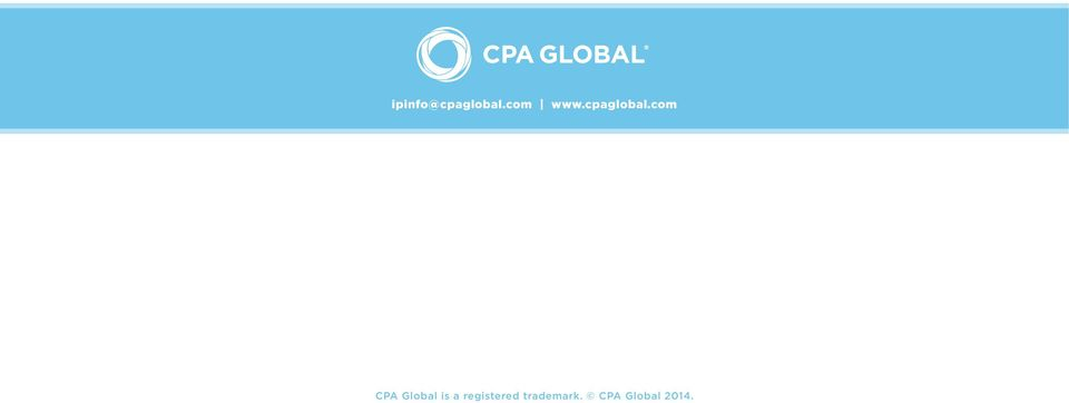 com CPA Global is a