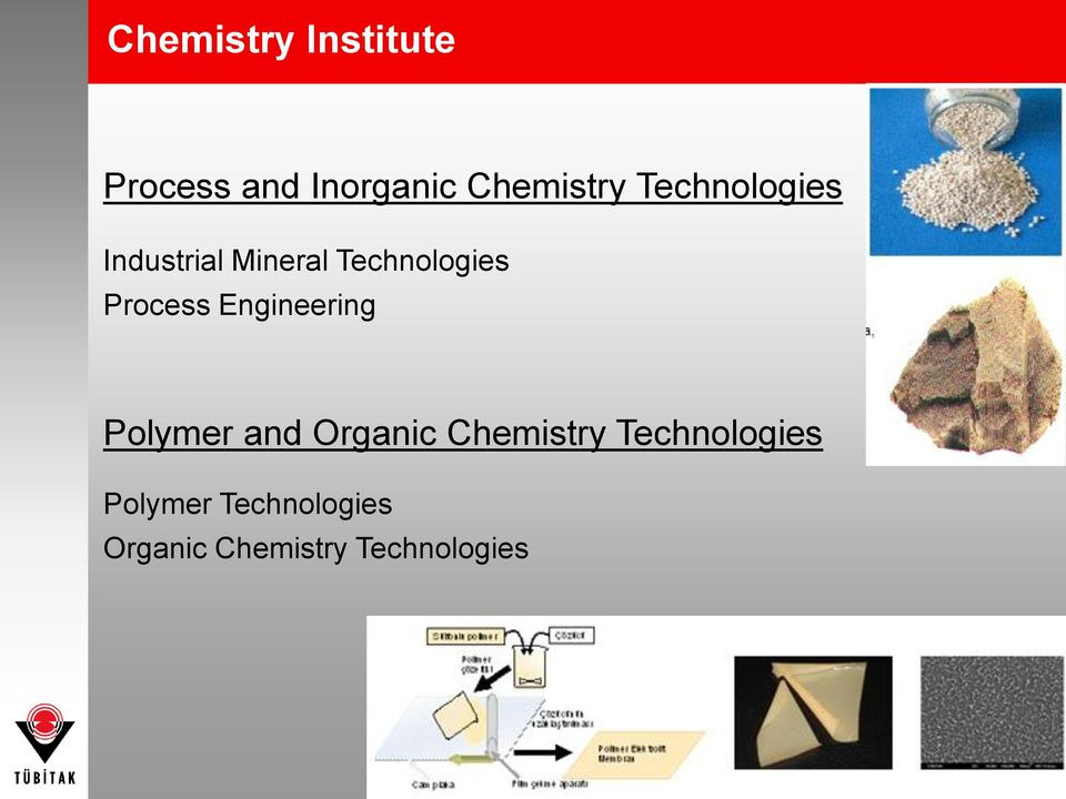 Engineering Polymer and Organic Chemistry