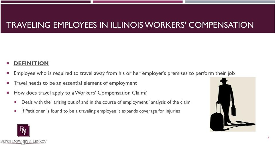 a Workers Compensation Claim?