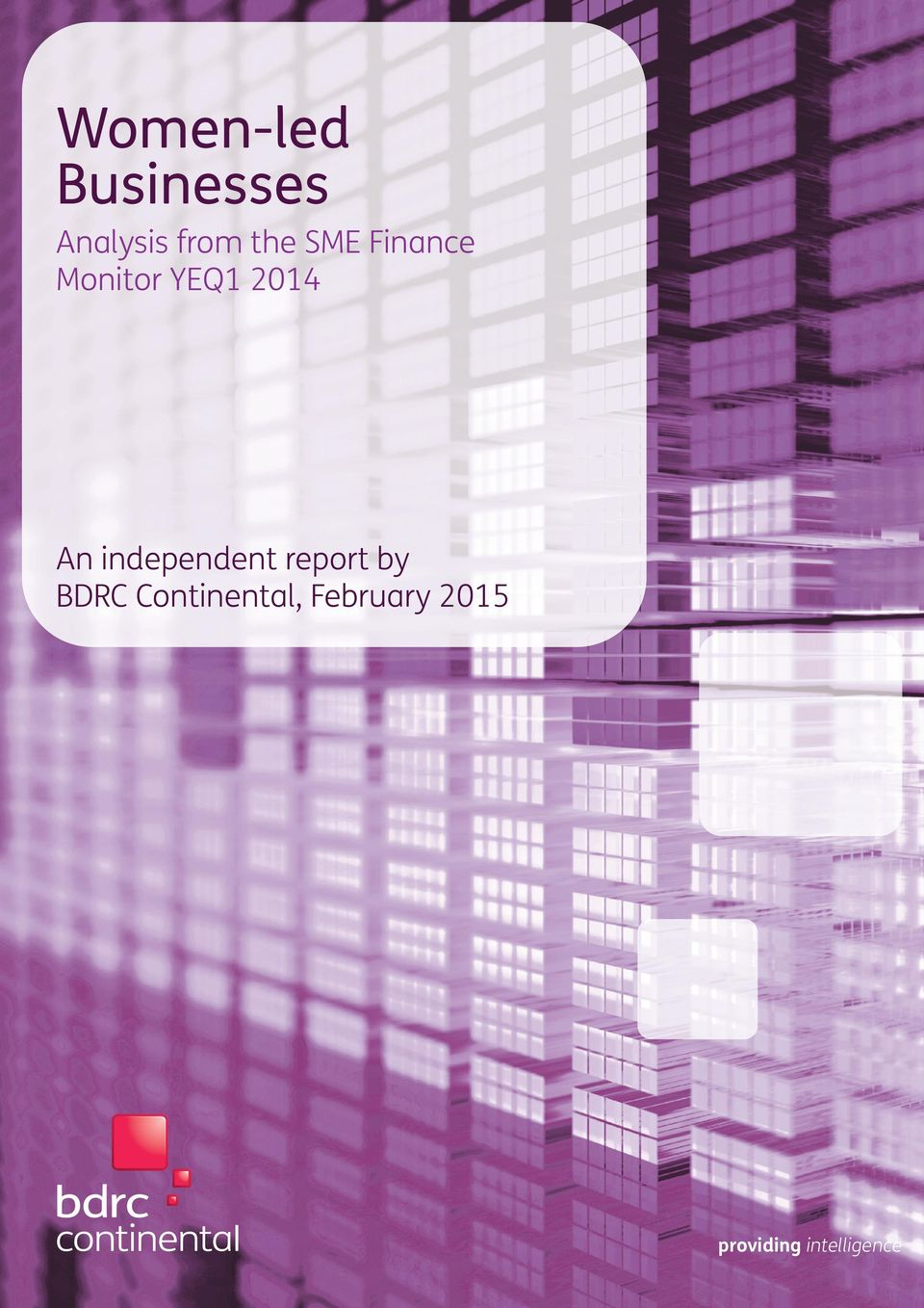 independent report by BDRC