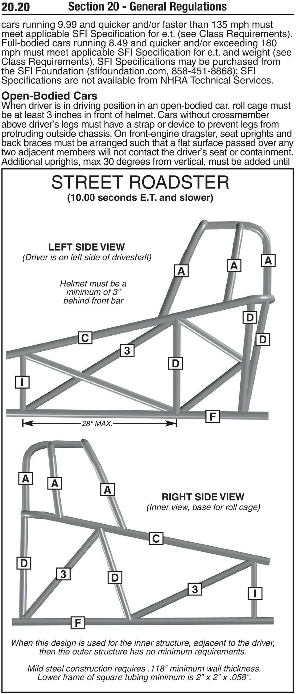 Nhra Roll Cage Diagram Wiring Harness Wiring Diagram Wiring