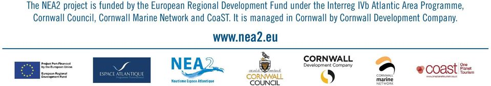Programme, Cornwall Council, Cornwall Marine Network and